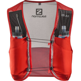 Salomon S/Lab Sense 2 Bag Set Racing Red